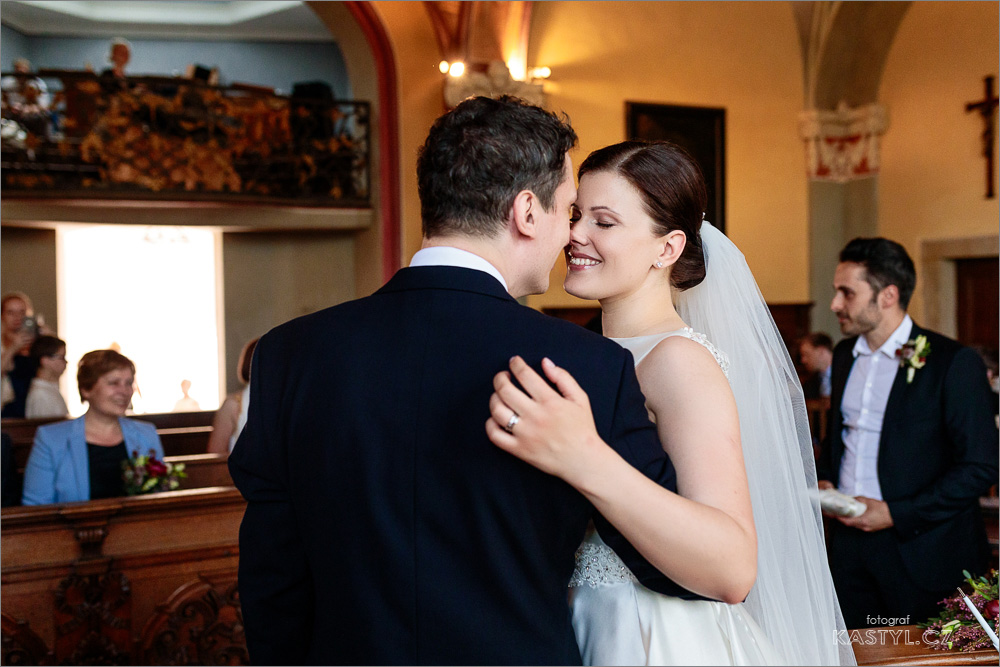 Svatba Francoise & Iny, Zbiroh