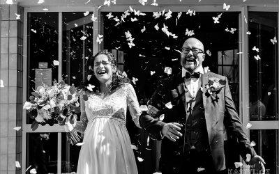 Svatba Elišky a Martina