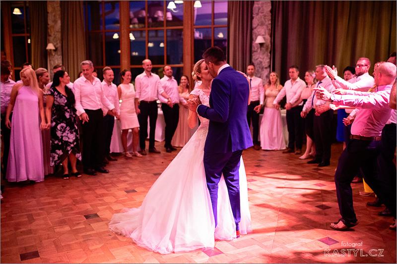 Svatba Karolíny a Petra, Zámecký resort Sobotín
