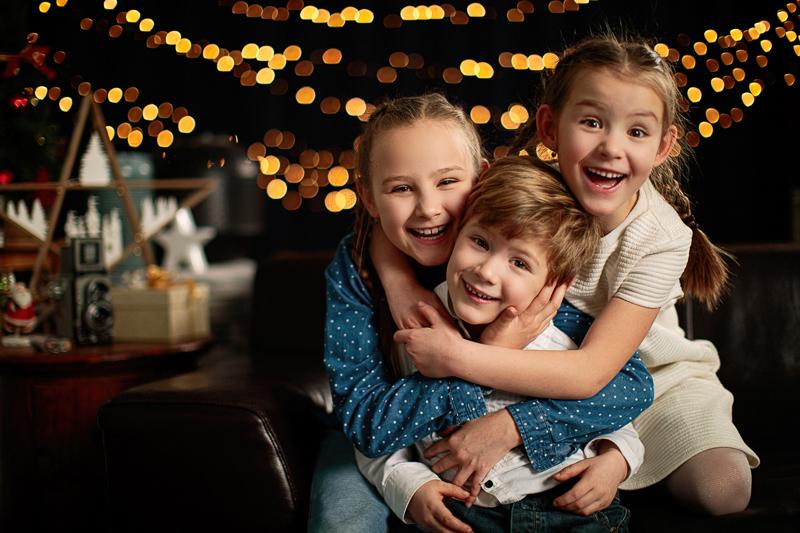 Vánoční focení 2020